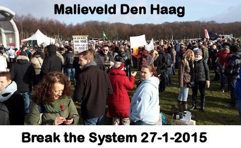malieveld 20 januari
